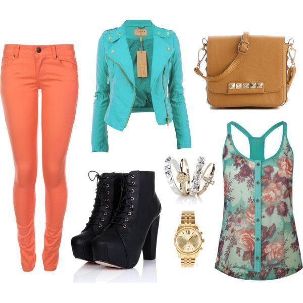 school-outfit-ideas-213 Fabulous School Outfit Ideas for Teenage Girls 2020
