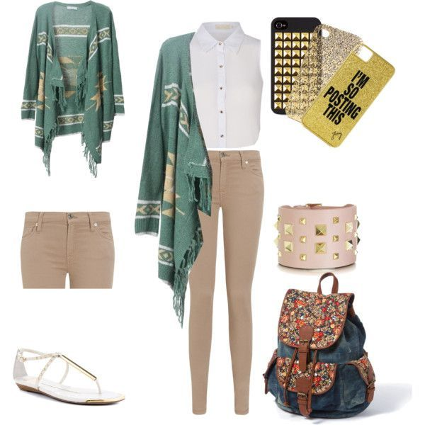 school-outfit-ideas-216 Fabulous School Outfit Ideas for Teenage Girls 2020
