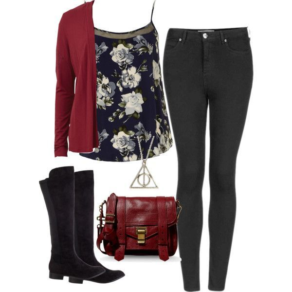 school-outfit-ideas-218 Fabulous School Outfit Ideas for Teenage Girls 2020