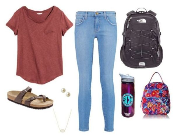 school-outfit-ideas-228 Fabulous School Outfit Ideas for Teenage Girls 2020
