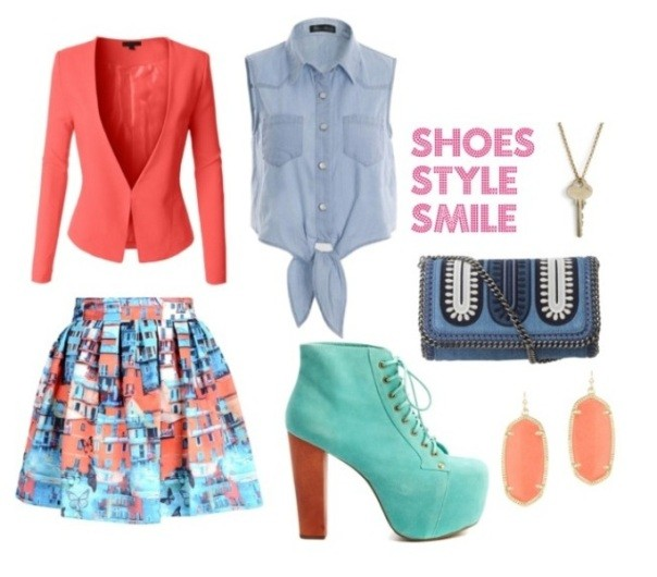 school-outfit-ideas-230 Fabulous School Outfit Ideas for Teenage Girls 2018