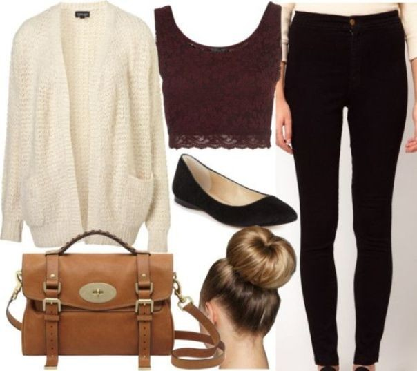 school-outfit-ideas-232 Fabulous School Outfit Ideas for Teenage Girls 2018