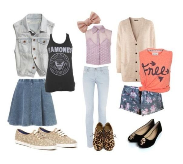 school-outfit-ideas-233 Fabulous School Outfit Ideas for Teenage Girls 2018