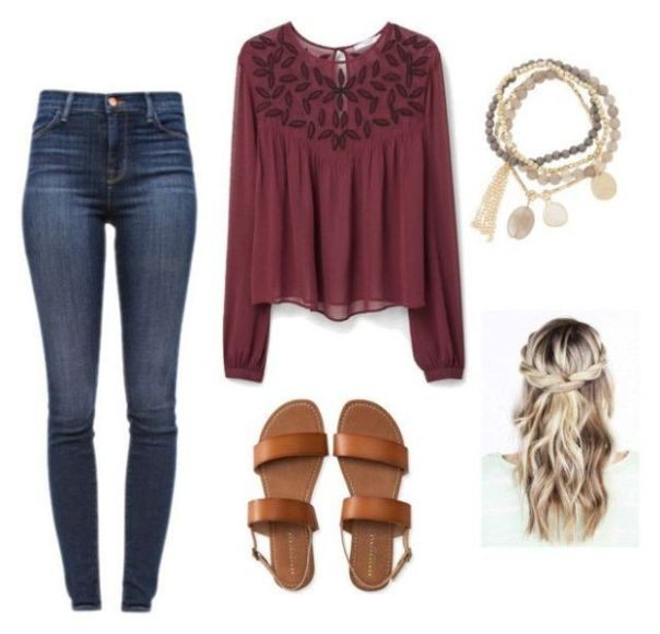 school-outfit-ideas-239 Fabulous School Outfit Ideas for Teenage Girls 2018