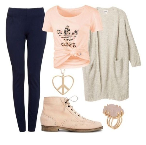 school-outfit-ideas-246 Fabulous School Outfit Ideas for Teenage Girls 2018