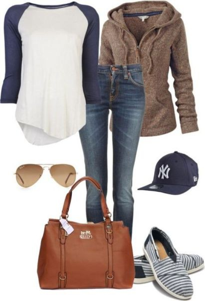 school-outfit-ideas-30 Fabulous School Outfit Ideas for Teenage Girls 2020