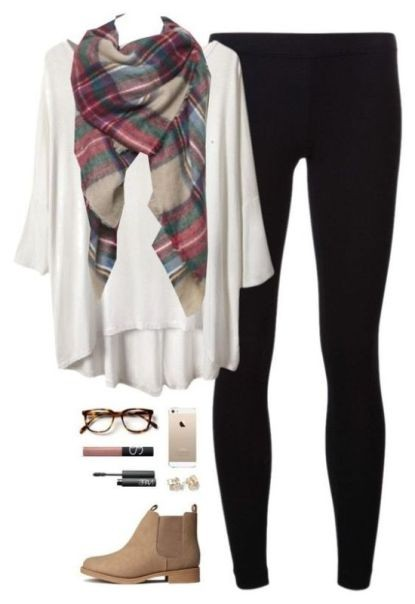 school-outfit-ideas-34 Fabulous School Outfit Ideas for Teenage Girls 2020