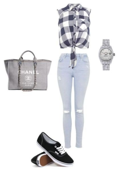 school-outfit-ideas-35 Fabulous School Outfit Ideas for Teenage Girls 2020
