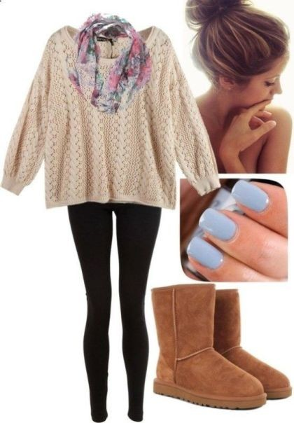 school-outfit-ideas-36 Fabulous School Outfit Ideas for Teenage Girls 2020