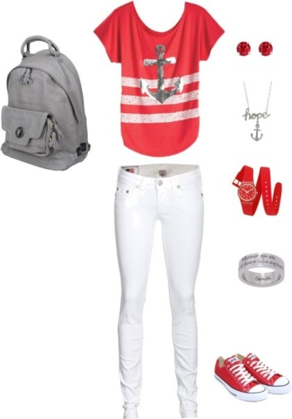 school-outfit-ideas-38 Fabulous School Outfit Ideas for Teenage Girls 2020