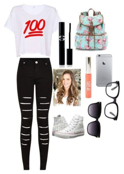 school-outfit-ideas-42 Fabulous School Outfit Ideas for Teenage Girls 2020