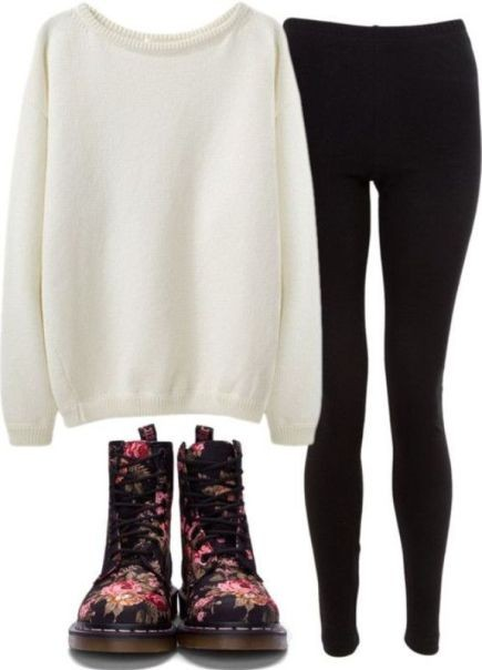 school-outfit-ideas-45 Fabulous School Outfit Ideas for Teenage Girls 2020