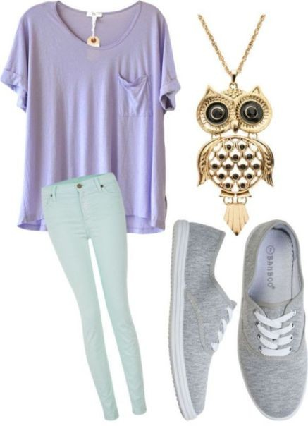 school-outfit-ideas-47 Fabulous School Outfit Ideas for Teenage Girls 2020
