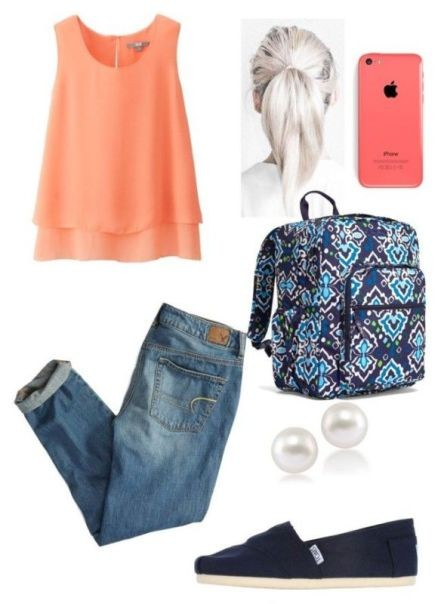 school-outfit-ideas-52 Fabulous School Outfit Ideas for Teenage Girls 2020