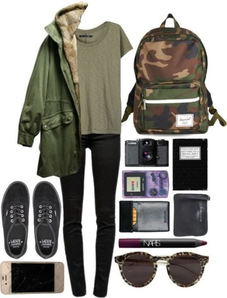 school-outfit-ideas-57 Fabulous School Outfit Ideas for Teenage Girls 2020