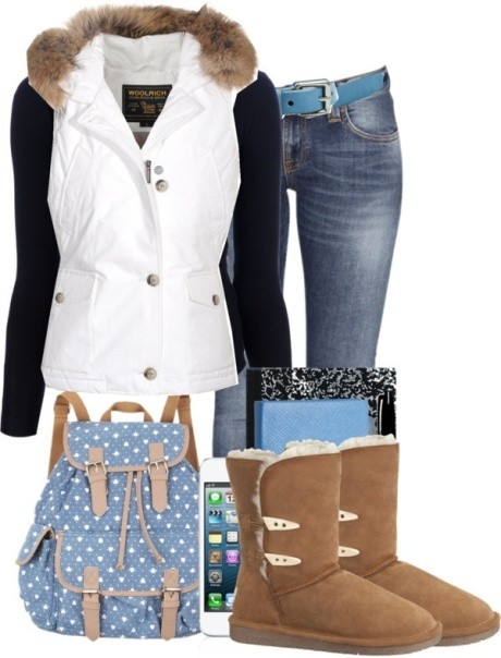 school-outfit-ideas-58 Fabulous School Outfit Ideas for Teenage Girls 2020