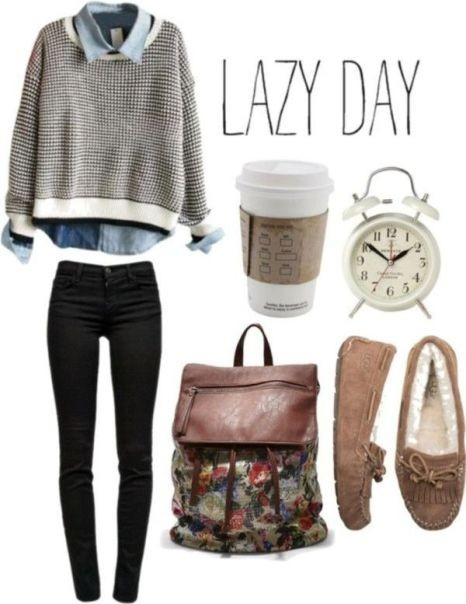school-outfit-ideas-61 Fabulous School Outfit Ideas for Teenage Girls 2020