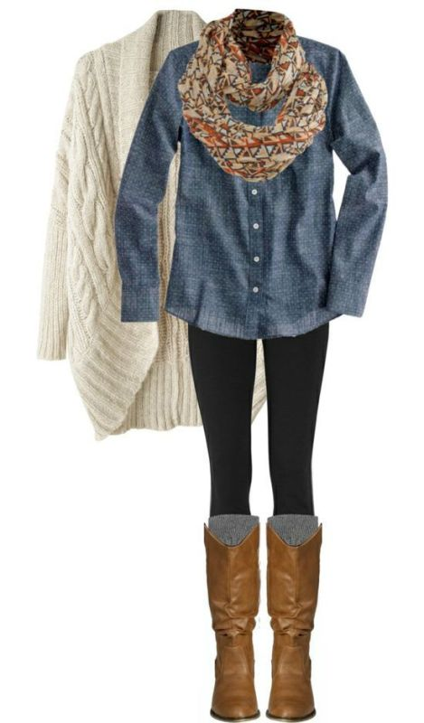 school-outfit-ideas-62 Fabulous School Outfit Ideas for Teenage Girls 2017/2018