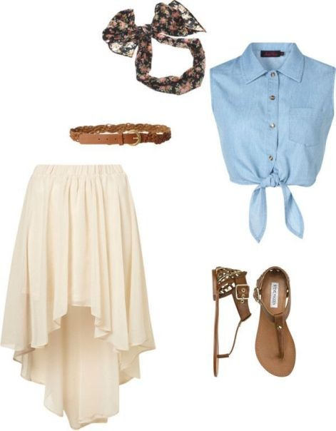 school-outfit-ideas-63 Fabulous School Outfit Ideas for Teenage Girls 2020