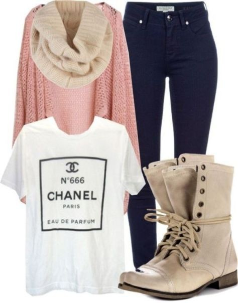 school-outfit-ideas-64 Fabulous School Outfit Ideas for Teenage Girls 2017/2018