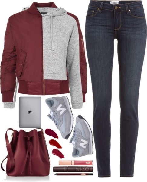 school-outfit-ideas-68 Fabulous School Outfit Ideas for Teenage Girls 2020