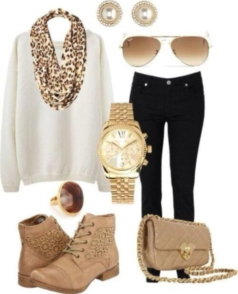 school-outfit-ideas-70 Fabulous School Outfit Ideas for Teenage Girls 2020