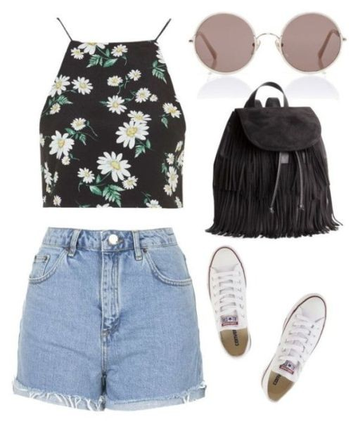 school-outfit-ideas-74 Fabulous School Outfit Ideas for Teenage Girls 2020