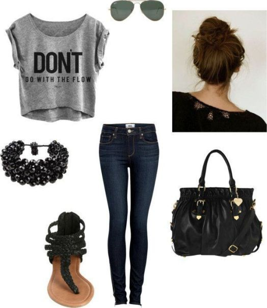 school-outfit-ideas-82 Fabulous School Outfit Ideas for Teenage Girls 2020