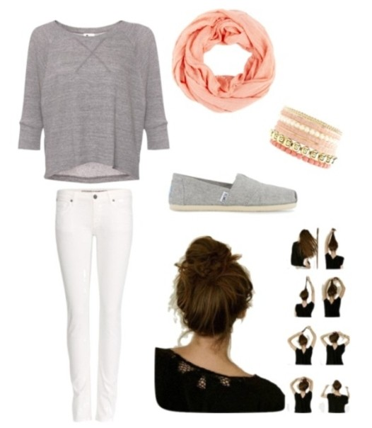 school-outfit-ideas-83 Fabulous School Outfit Ideas for Teenage Girls 2020
