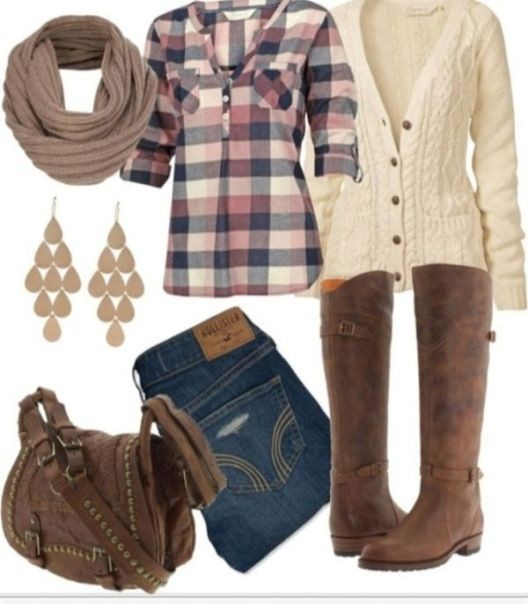 school-outfit-ideas-85 Fabulous School Outfit Ideas for Teenage Girls 2020