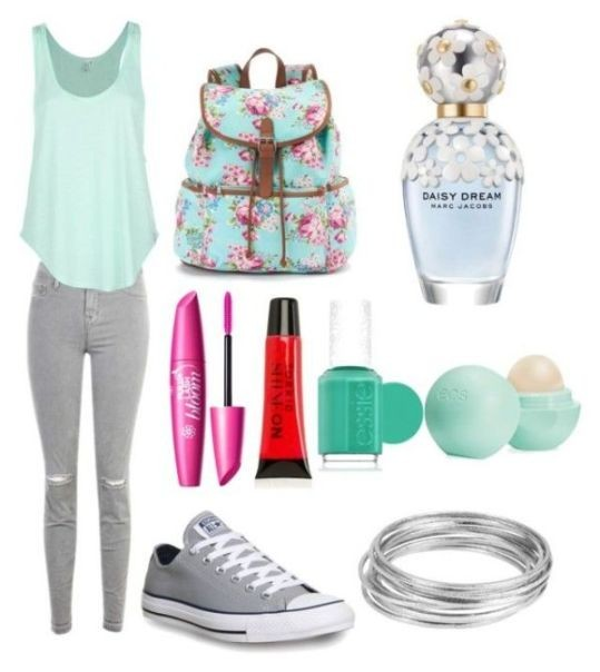 school-outfit-ideas-88 Fabulous School Outfit Ideas for Teenage Girls 2017/2018