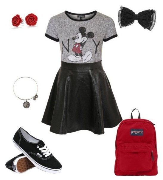 school-outfit-ideas-92 Fabulous School Outfit Ideas for Teenage Girls 2020