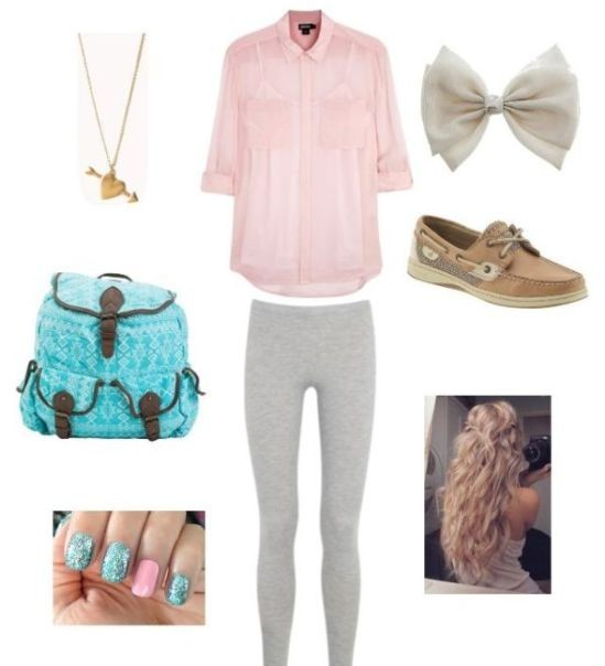 school-outfit-ideas-93 Fabulous School Outfit Ideas for Teenage Girls 2017/2018