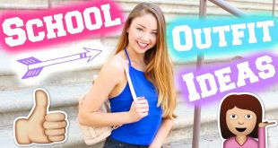 Fabulous School Outfit Ideas for Teenage Girls 2017/2018