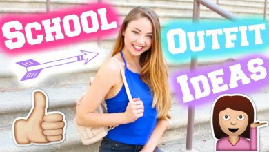 Photo of Fabulous School Outfit Ideas for Teenage Girls 2020