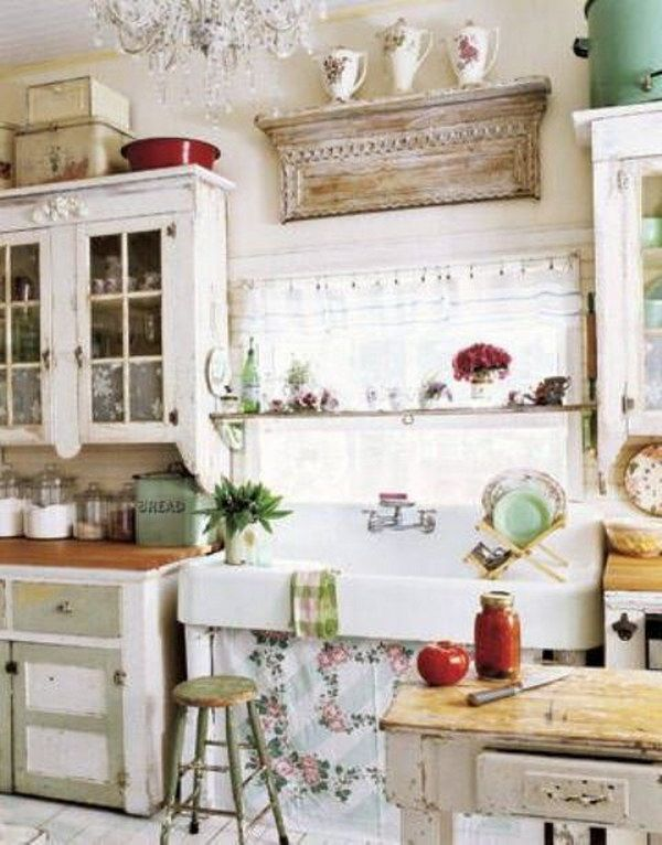 shabby-chic-traits-include-elements-like-chipped-paint Rags and Riches: How to Upcycle Furniture For a Shabby Chic Aesthetic