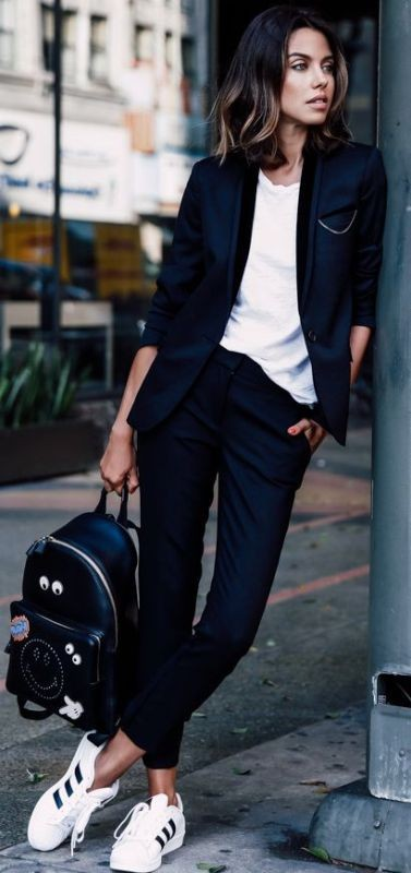 suits-for-school 10+ Cool Back-to-School Outfit Ideas for 2018