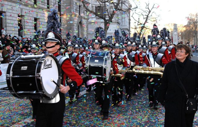 the-New-Year's-Day-parade-2017-london-675x432 New Year around the World.. One Event, Various Traditions
