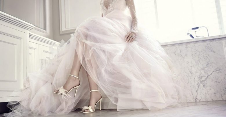Photo of 83+ Most Fabulous White Wedding Shoes in 2018