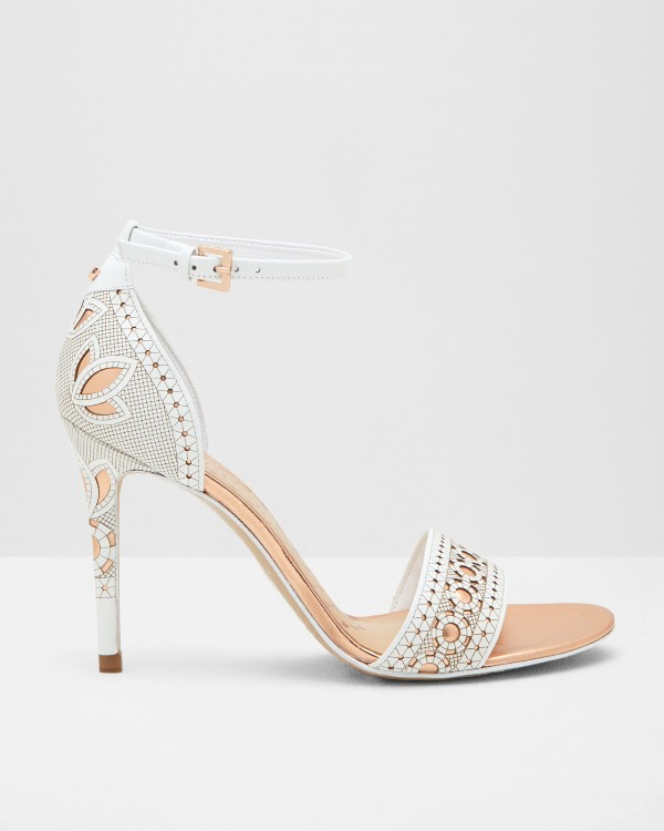 white-wedding-shoes-102 83+ Most Fabulous White Wedding Shoes in 2020