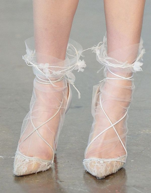 white-wedding-shoes-106 83+ Most Fabulous White Wedding Shoes in 2021