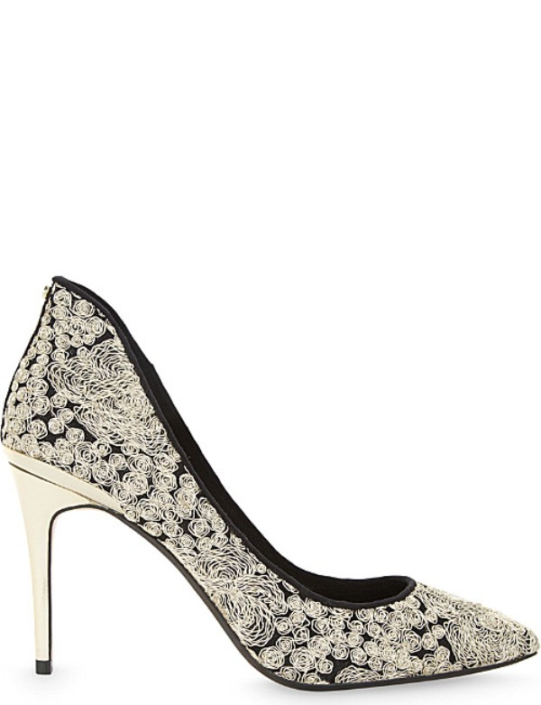 white-wedding-shoes-108 83+ Most Fabulous White Wedding Shoes in 2017