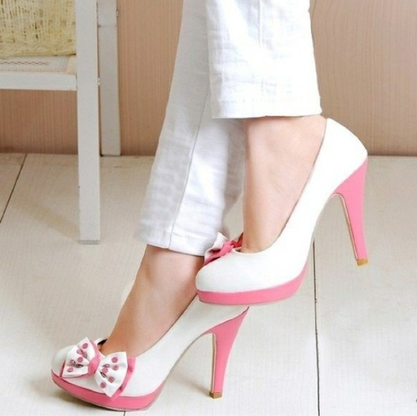 white-wedding-shoes-111 83+ Most Fabulous White Wedding Shoes in 2021