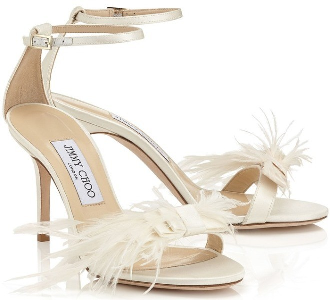 white-wedding-shoes-115 83+ Most Fabulous White Wedding Shoes in 2020
