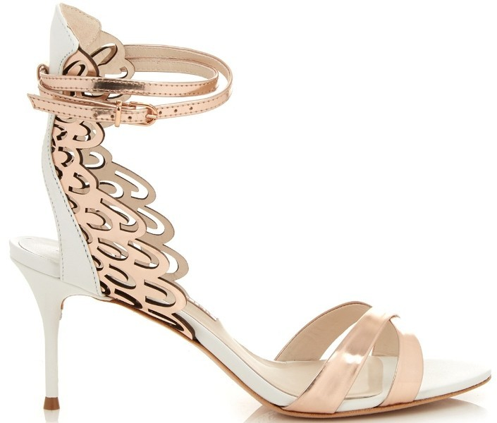 white-wedding-shoes-117 83+ Most Fabulous White Wedding Shoes in 2020