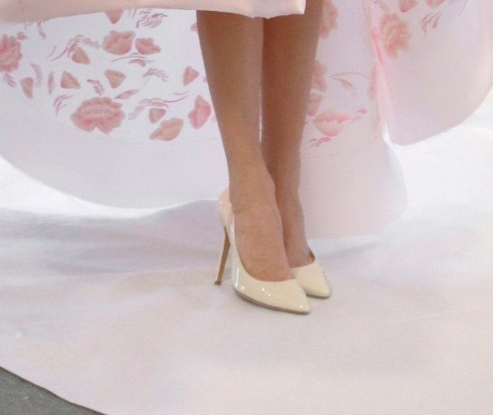 white-wedding-shoes-118 83+ Most Fabulous White Wedding Shoes in 2020
