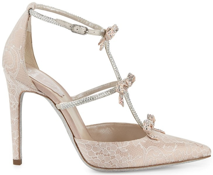 white-wedding-shoes-119 83+ Most Fabulous White Wedding Shoes in 2021