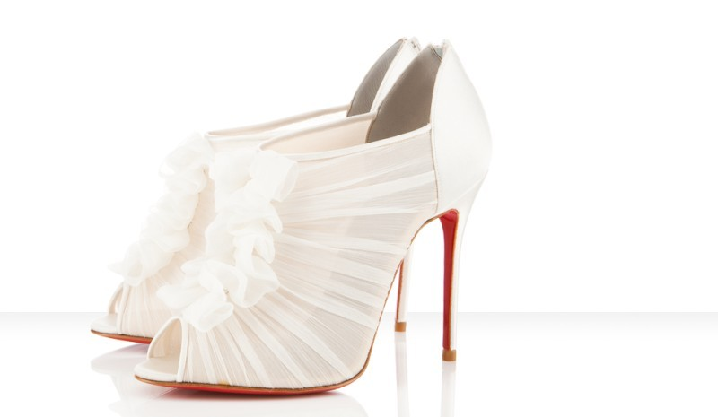 white-wedding-shoes-121 83+ Most Fabulous White Wedding Shoes in 2018