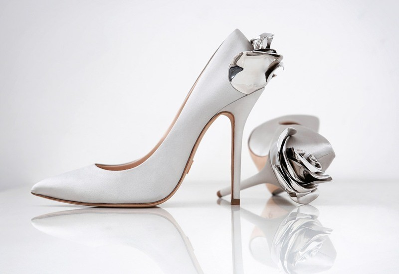 white-wedding-shoes-128 83+ Most Fabulous White Wedding Shoes in 2020