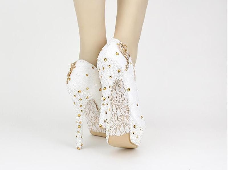 white-wedding-shoes-131 83+ Most Fabulous White Wedding Shoes in 2020